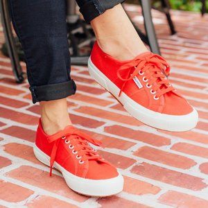 Superga Cotu Classic Sneakers Size 6